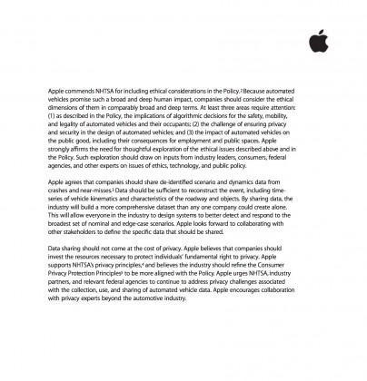Apple car2 404x420 - Apple pense toujours aux véhicules autonomes