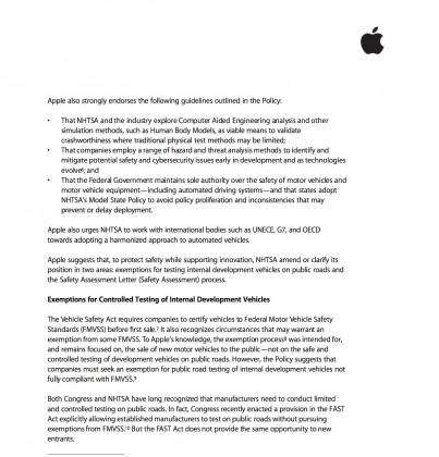 Apple car3 403x420 - Apple pense toujours aux véhicules autonomes