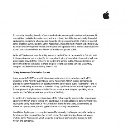 Apple car4 404x420 - Apple pense toujours aux véhicules autonomes