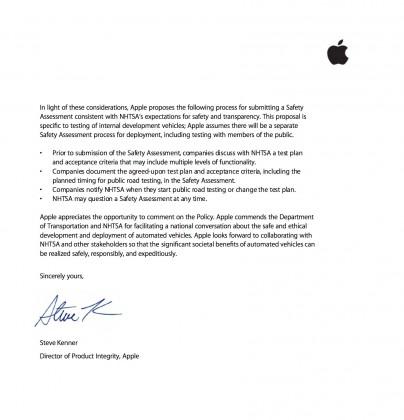 Apple car5 404x420 - Apple pense toujours aux véhicules autonomes