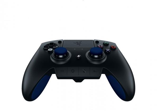 Raiju visuel2 594x420 - Razer annonce sa manette Raiju de compétition pour PlayStation 4