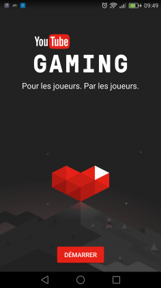 YouTube Gaming 1 236x420 - YouTube Gaming en France... enfin !