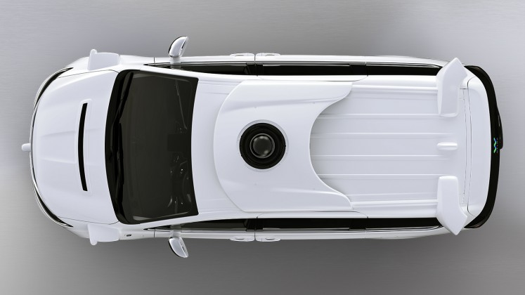 waymo chrisler 05 1 747x420 - Présentation des Chrysler Waymo d'Alphabet