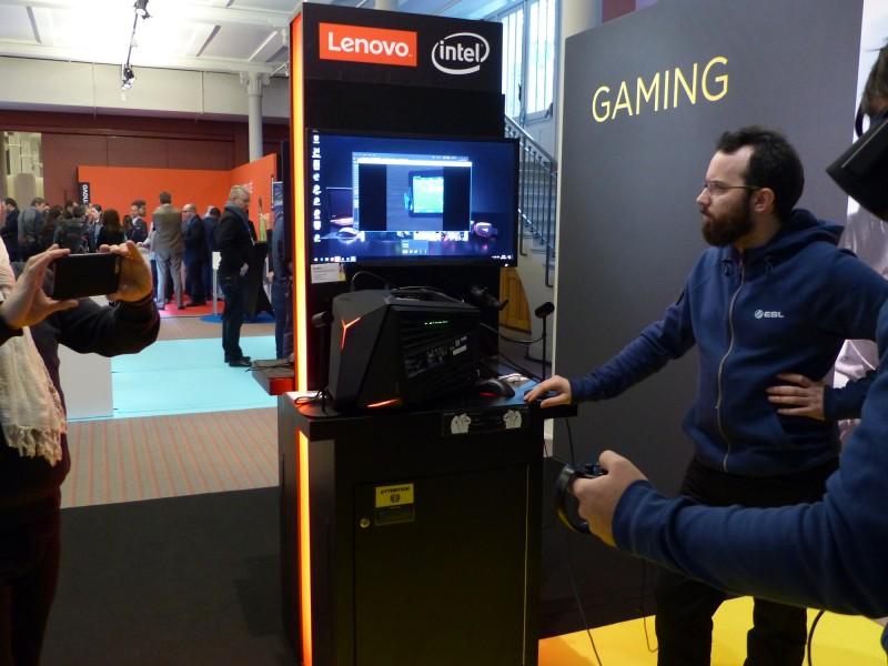Réalité virtuelle 10 800x600 - Lenovo Live Experience : Ère Numérique y était