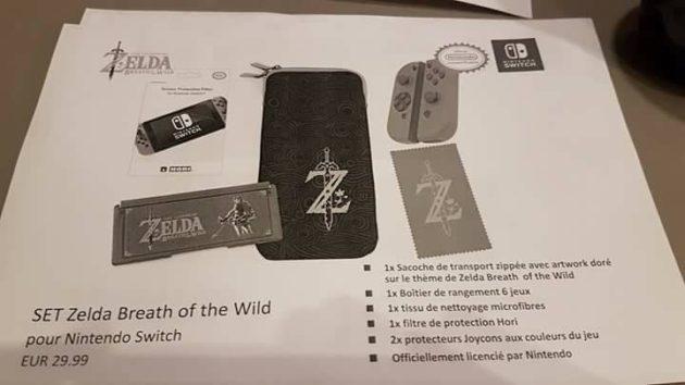 accessoire 19 - Les accessoires de la Switch en fuite