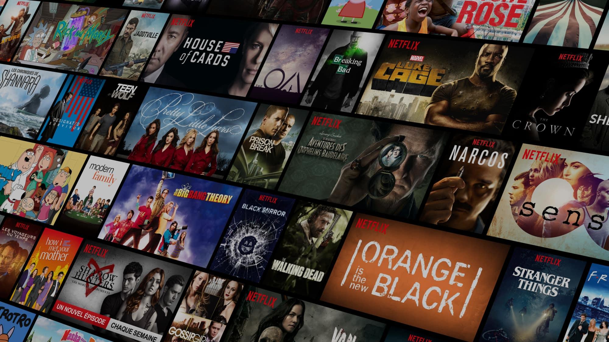 Vous pouvez désormais mettre vos films Netflix dans vos carte SD — Android