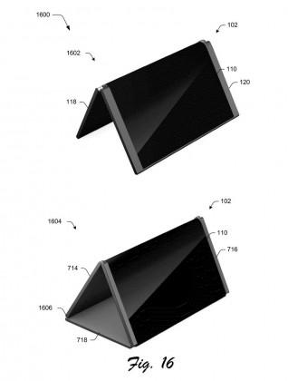 surface phone 02 318x420 - Et si le Surface Phone était pliable ?