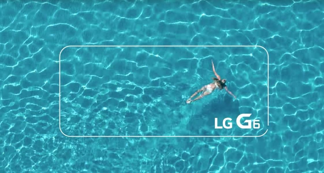 lg g6 etanche