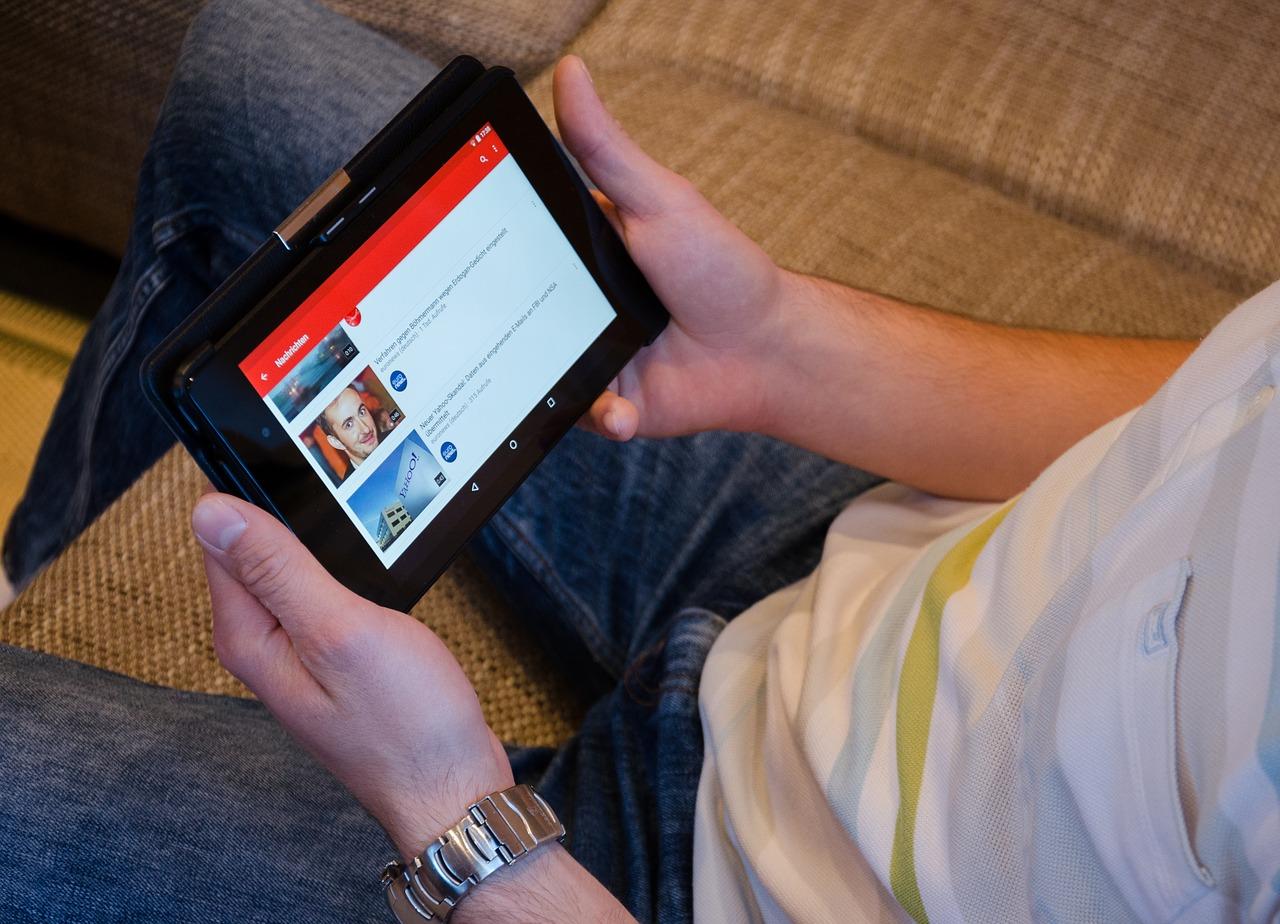 La fin des spots vidéos publicitaires sur YouTube — Google