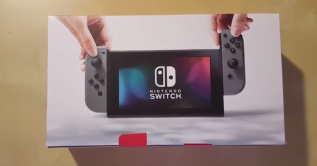 unboxing switch