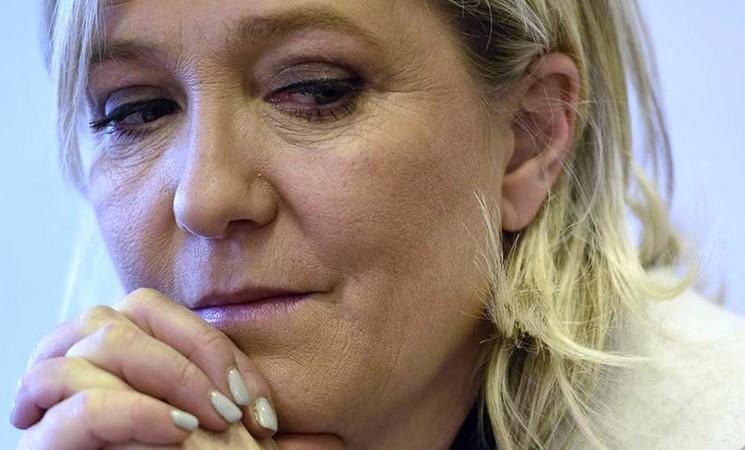 Marine Le Pen veut interdire le Bitcoin