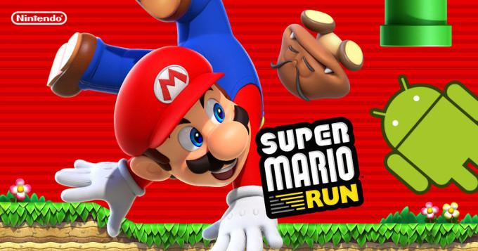 Pourquoi ne parle-t-on pas des chiffres Android — Super Mario Run