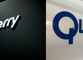 BlackBerry Qualcomm