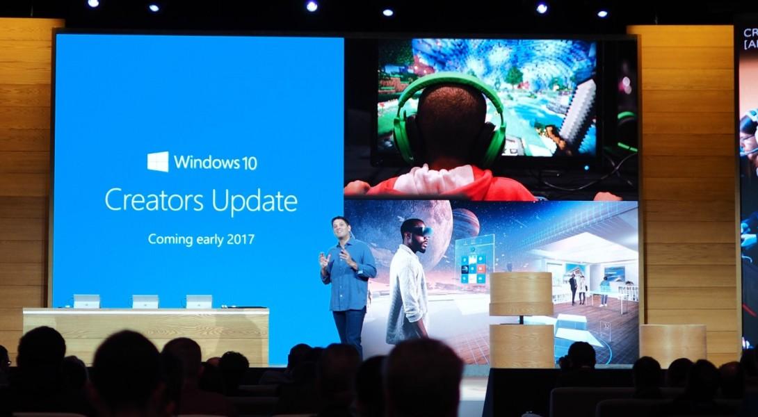 Windows 10 Creators Update est disponible [MAJ]