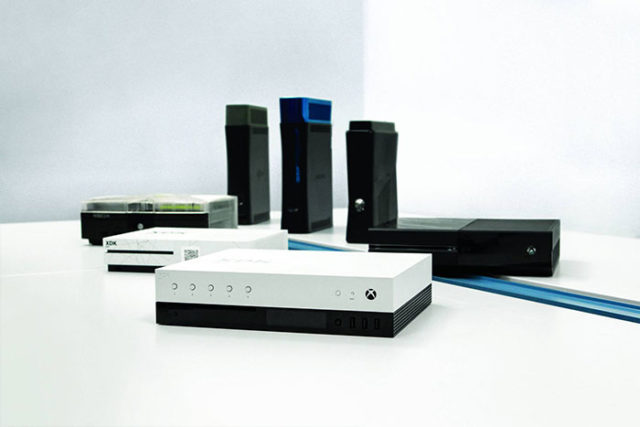 Xbox Scorpio dev kit