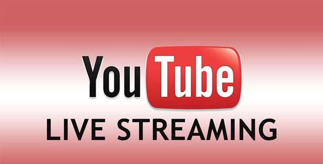 youtube le live streaming est accessible aux cha nes de plus de 1000 abonn s ere num rique. Black Bedroom Furniture Sets. Home Design Ideas