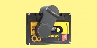 Elbow lecteur de cassettes