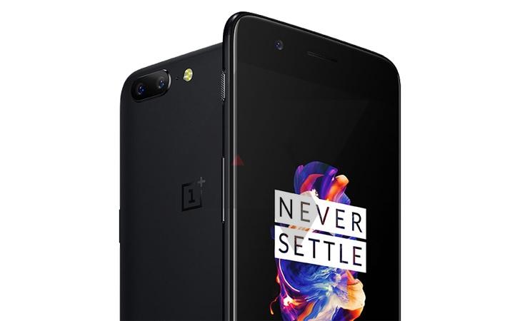OnePlus 5 fuite