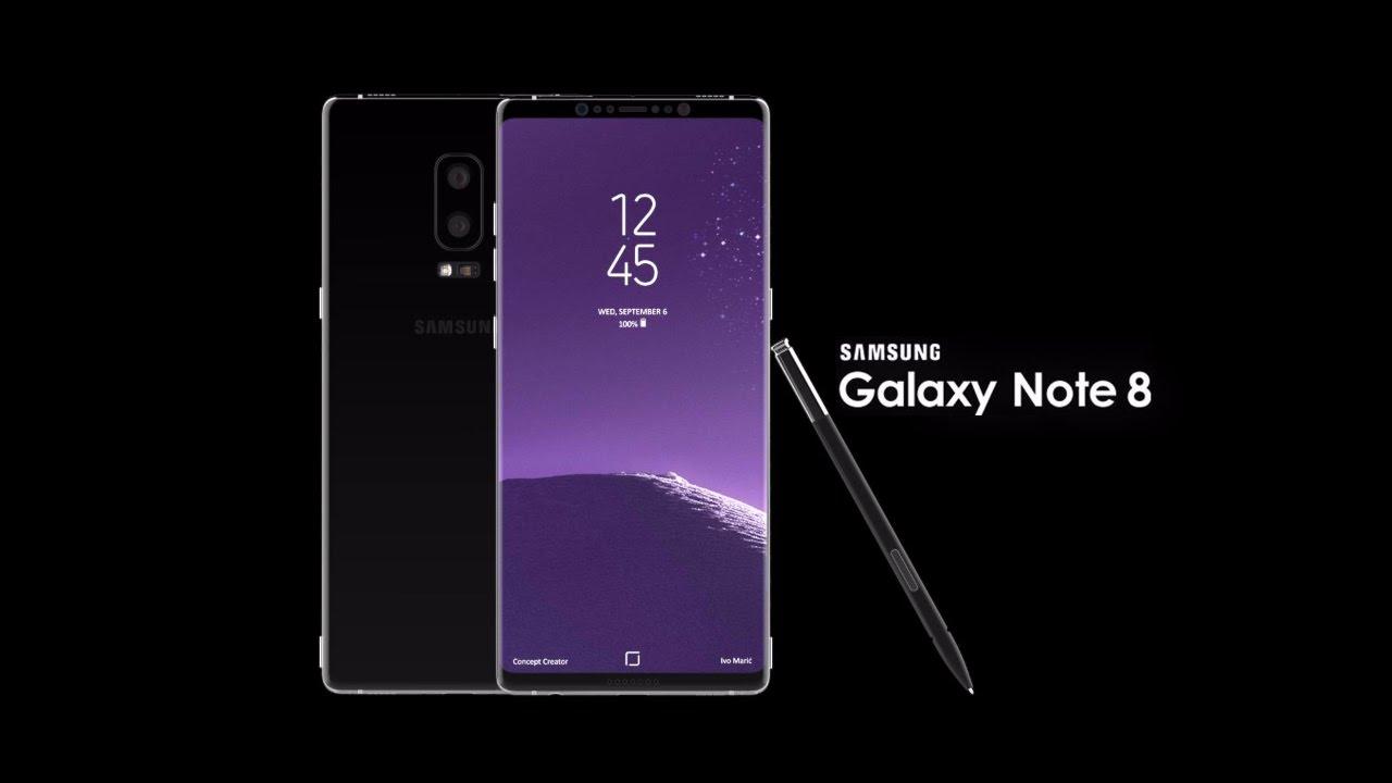 Le Samsung Galaxy Note 8 Pourrait Se Decliner En Deux
