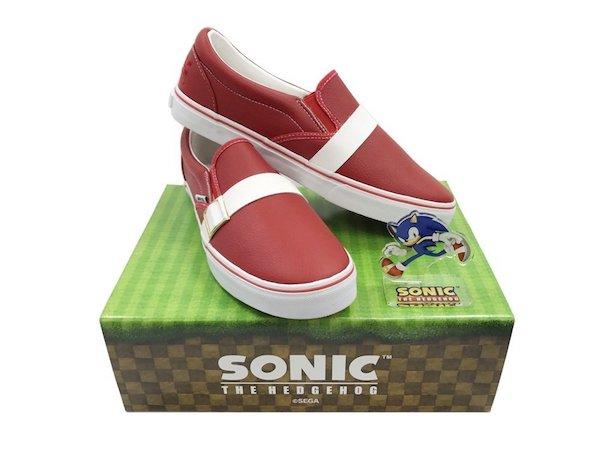 Baskets Sonic