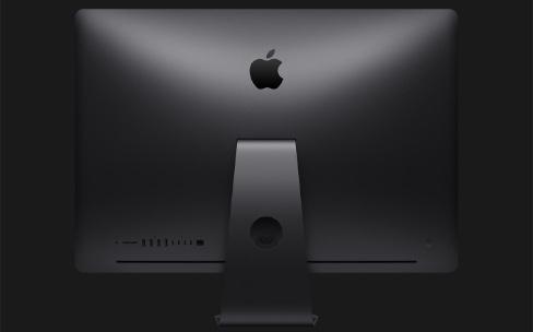 iMac Pro accroche - Le modèle haut de gamme de l'iMac Pro pourrait coûter plus de 21 000 euros