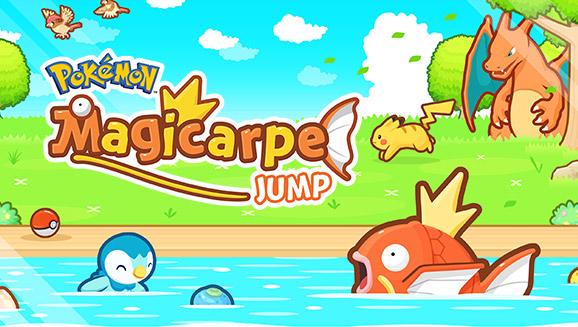 Magicarpe Jump