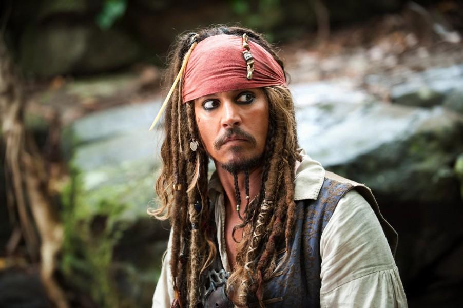 Pirates des Caraïbes Jack Sparrow