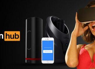 Pornhub réalité virtuelle et sextoys intelligents