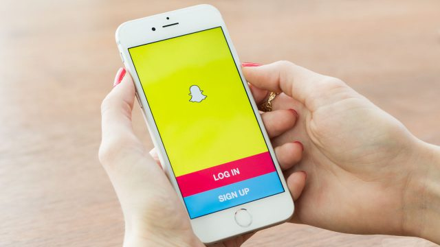 Snapchat : les utilisateurs lancent une pétition, le PDG persiste !