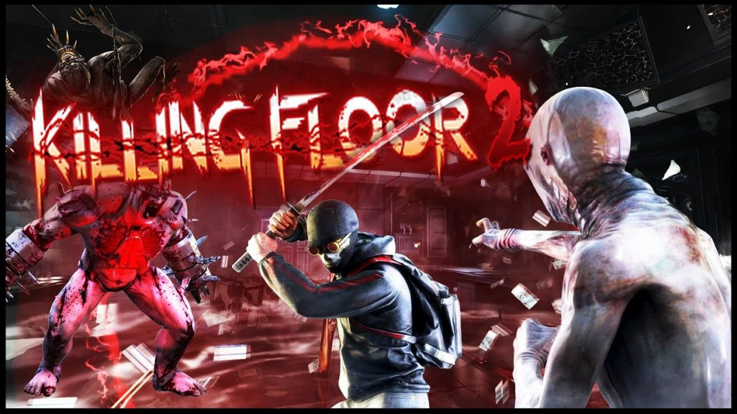 Killing Floor 2 annonce sa venue sur Xbox One
