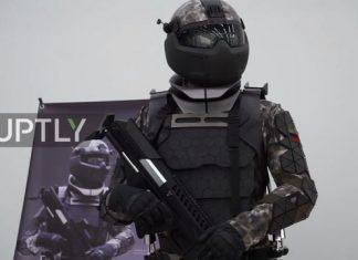 La prochaine génération de soldats russes présentera des traits communs avec les Stormtroopers