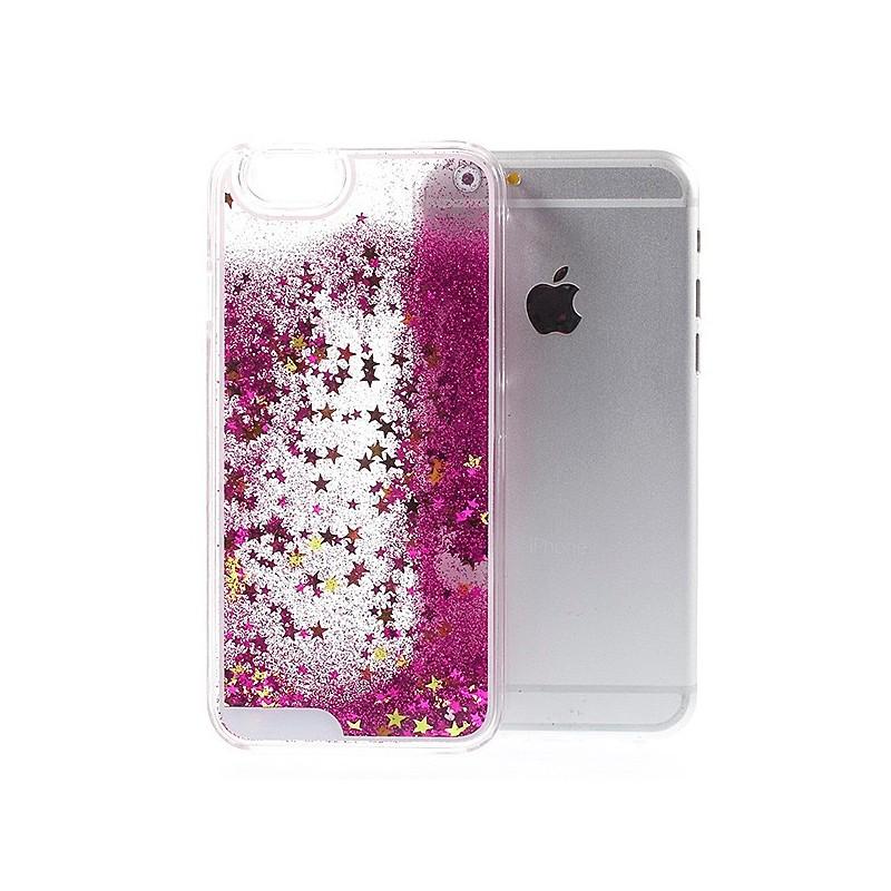 coque iphone 7 plus liquide