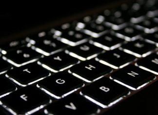 Clavier d'un Macbook