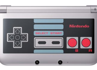 New 3DS XL Super NES Edition