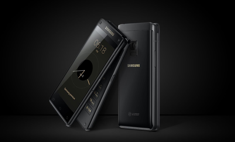 Samsung leader 8 le smartphone clapet haut de gamme for Ecran pc haut de gamme