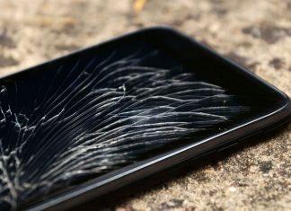 Motorola écran brisé