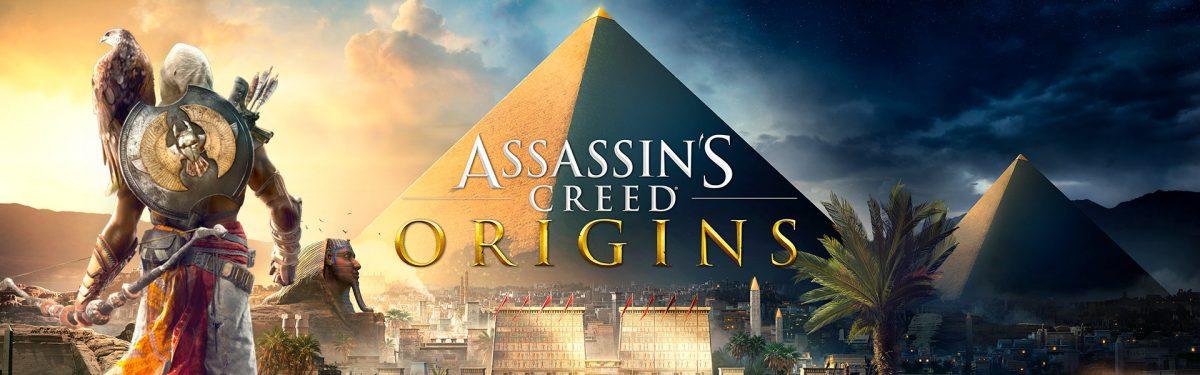 Ubisoft a travaillé sur la Xbox One Scorpio pour Assassin's Creed Origins !