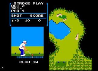 Nintendo Switch : un jeu NES de golf et son émulateur y sont planqués !
