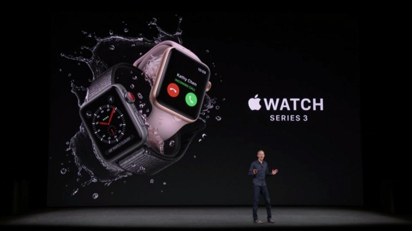 Apple Watch Series 3: est ce qu'elle vaut mieux que les autres ?