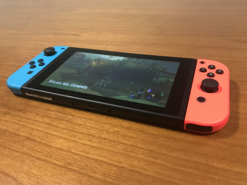 130 millions de Nintendo Switch en 2022 — Prévision