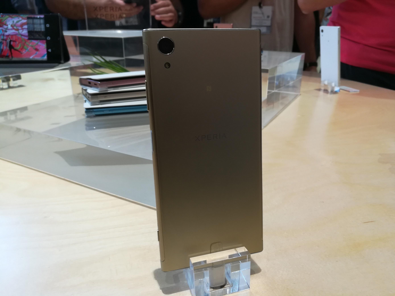Sony Xperia XA1 Plus prise en main IFA 2017