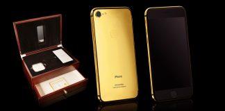 iPhone 8 Elite 24K Or