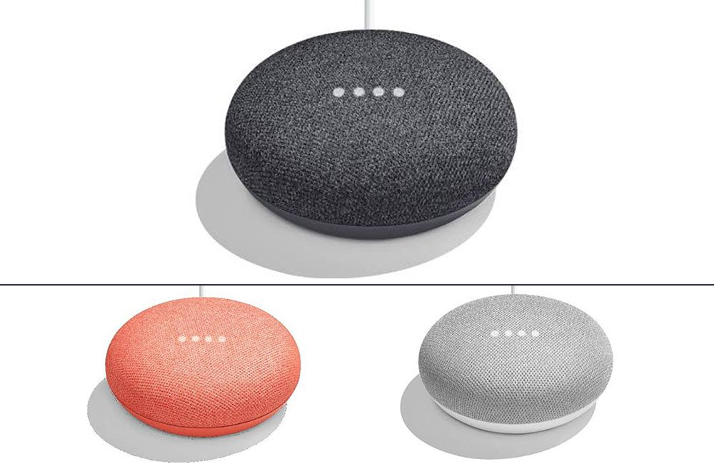 google home mini une enceinte intelligente google assistant moins de 50 euros. Black Bedroom Furniture Sets. Home Design Ideas