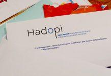 Lettre Hadopi