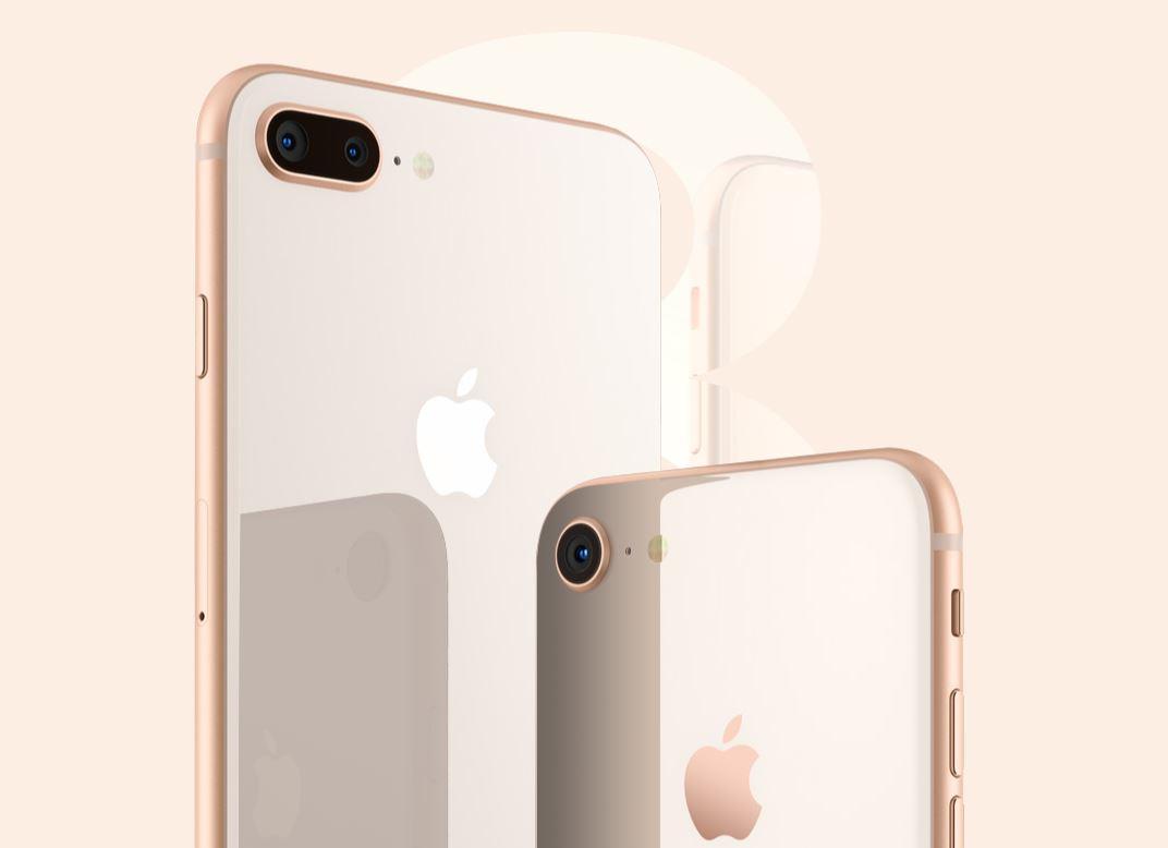 Oups ! La batterie de l'iPhone 8 est plus petite