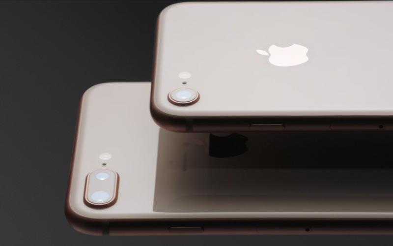 iPhone 8 et iPhone 8 Plus