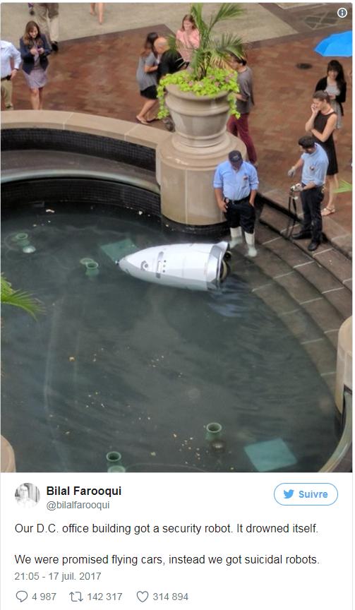 robot suicidaire