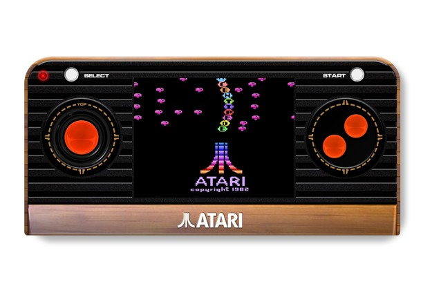 Console portable Atari