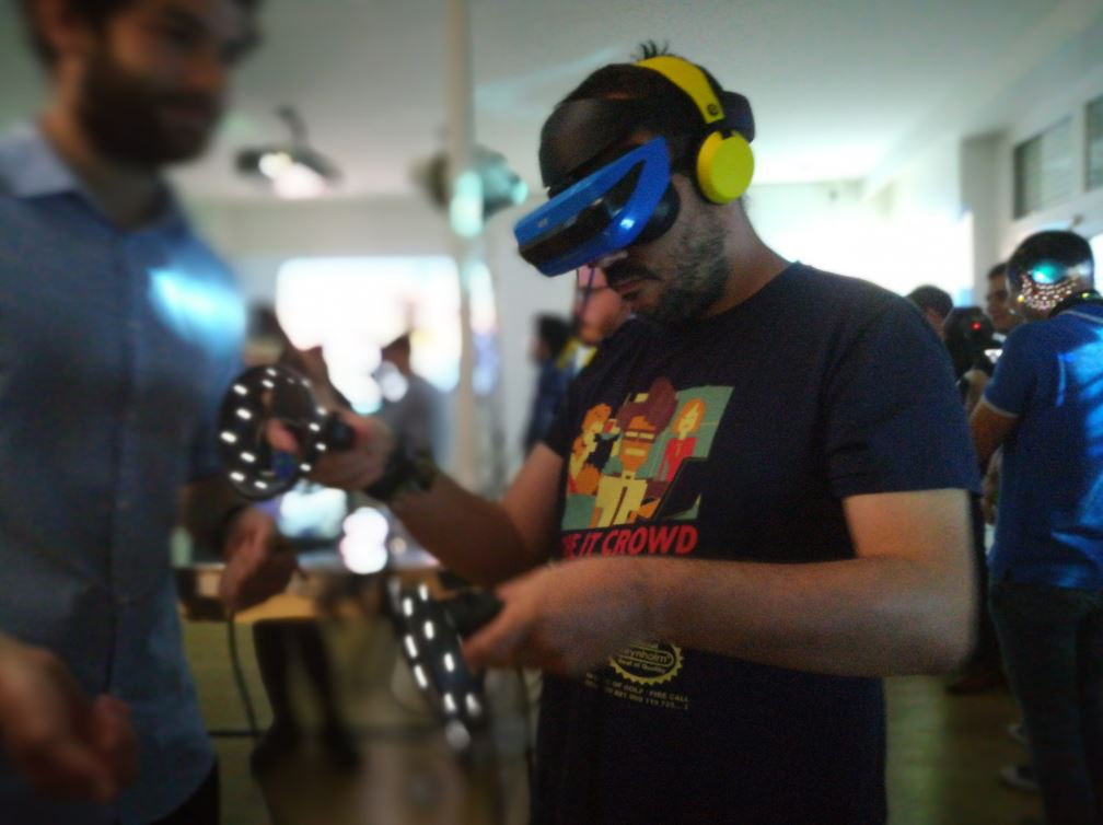 Casque VR Acer