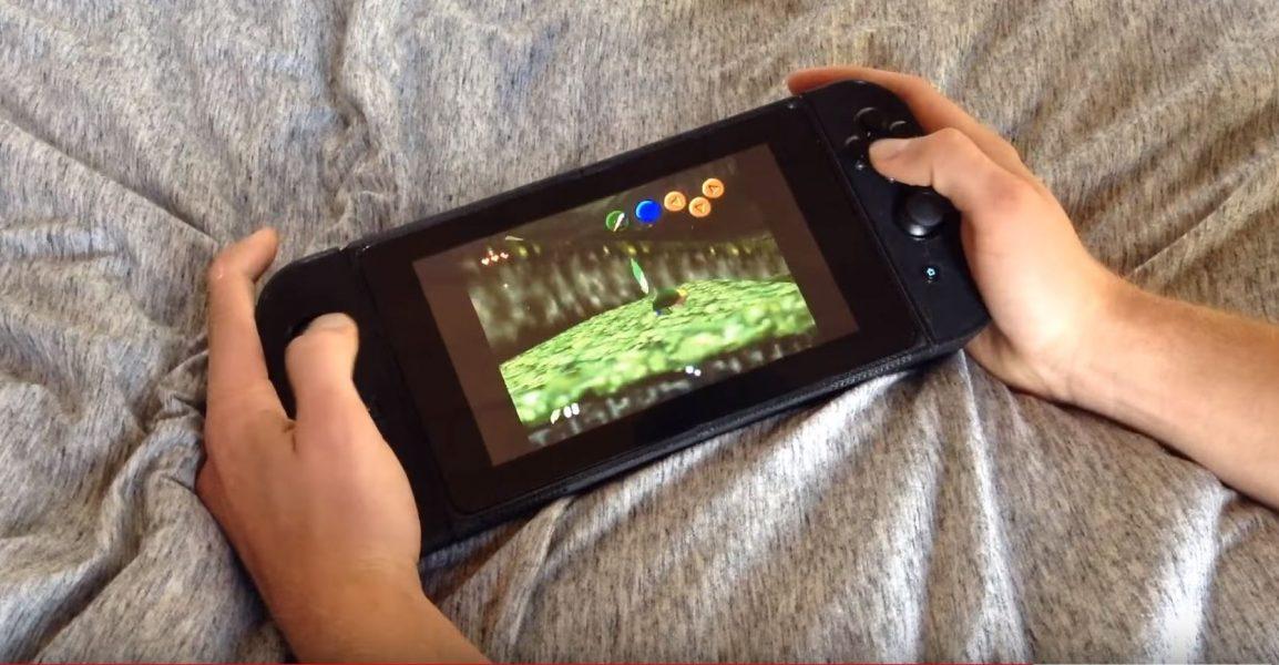 Nintimdo RP : il parvient à fabriquer une Nintendo Switch avec un Raspberry Pi 3